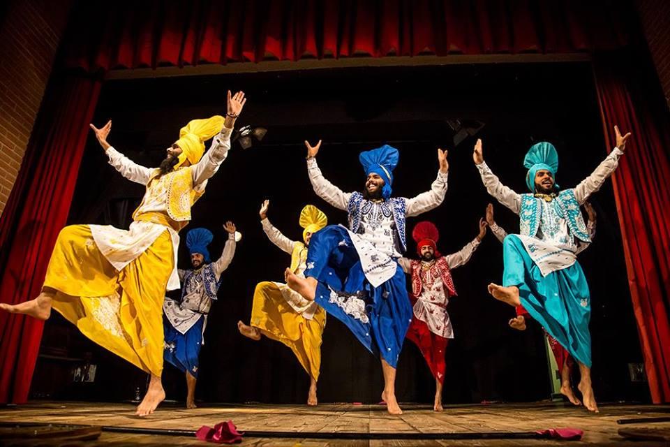 danze-indiane